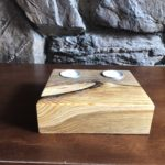 3 Votive Candle Holder Square