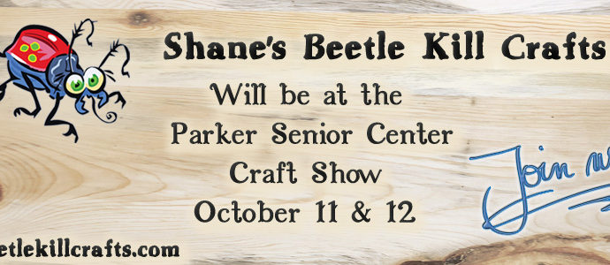 Parker Senior Center Craft Show